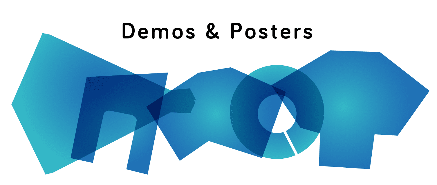 Call for Participation Demos & Posters Online Exhibition