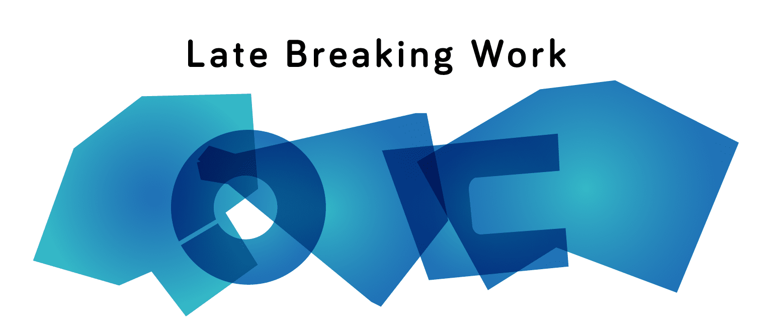 Call for Late-Breaking Work
