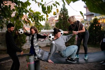 Meetup | Playful Cities: Dramaturgies for Active Public Spaces