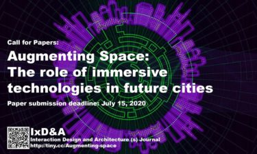 CALL FOR PAPERS | Interaction Design and Architecture (s) Journal (IxD&A)
