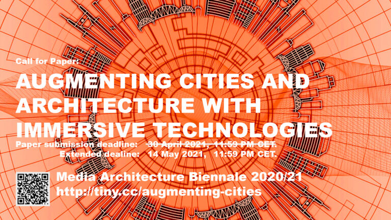 Augmenting Cities and Architecture with Immersive Technologies